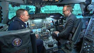 getlinkyoutube.com-Inside Air Force One: Secrets to Presidential Travel