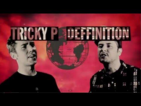 KOTD - Rap Compliment Battle - Tricky P vs Deffinition *WD2* (HILARIOUS)