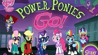 getlinkyoutube.com-[►] MLP: Power Ponies GO! [The Hub Network Flash Game] (Let's Play / My Little Pony Game)
