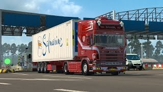 getlinkyoutube.com-Euro Truck Simulator 2 Scania L6 Open Pipe 2.0