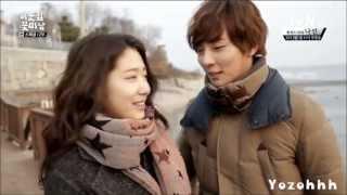 getlinkyoutube.com-Yoon Shi Yoon & Park Shin Hye Falling In Love With A Friend MV