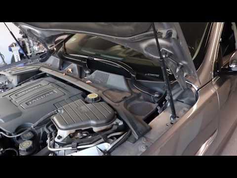How to: jaguar XJL brakes