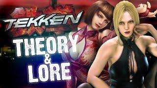 getlinkyoutube.com-Nina & Anna Williams | Tekken Theory and Lore ft. WasabiRoots