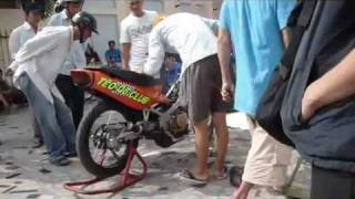getlinkyoutube.com-TEAM ROJOKOYO SRAGEN  (SATRIA 120 RR CC )
