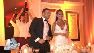 getlinkyoutube.com-1 Kafe me Labin - Nora Istrefi & Robert Berisha, Dasma 07.09.2014