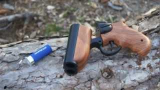 getlinkyoutube.com-Goblin Deuce Paintball/Airsoft Pistol Review