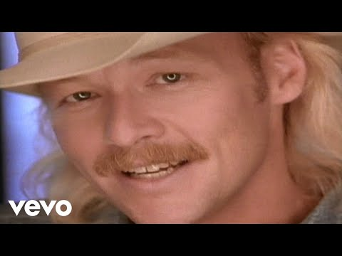 Alan Jackson - Livin' On Love