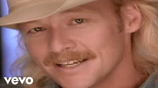getlinkyoutube.com-Alan Jackson - Livin' On Love
