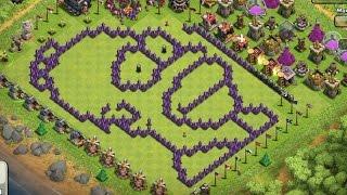 getlinkyoutube.com-атаки 7 тх clash of clans