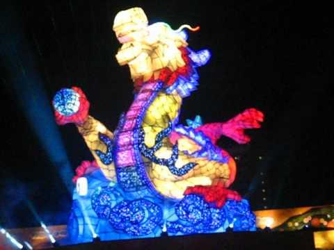 2012年台灣燈會主燈秀