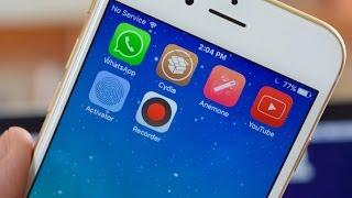 getlinkyoutube.com-Display Recorder iOS 9 - 9.3.3 Cydia : Record iOS 9 Screen (Jailbreak Required) ANY iPhone/iPod/iPad