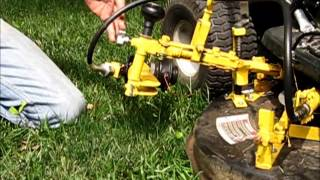getlinkyoutube.com-edger trimmer lawn tractor attachment