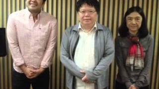 getlinkyoutube.com-あまちゃん中森明夫さん「アキ(能年玲奈)前髪クネオと?」