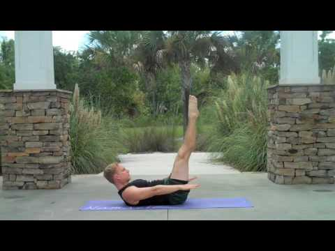 Pilates Thunder #5 six pack full body boot camp