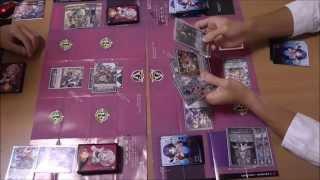 getlinkyoutube.com-【ヴァンガード】対戦動画002 ペイルムーン(ハリー)VSペイルムーン(ルキエ)