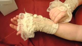 getlinkyoutube.com-Victorian Cuff with Steampunk Flair