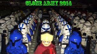 getlinkyoutube.com-Lego Star Wars Clone Army 2014
