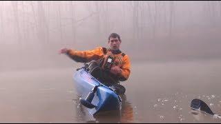 getlinkyoutube.com-Kayak Fishing Basics: Kayak Stability