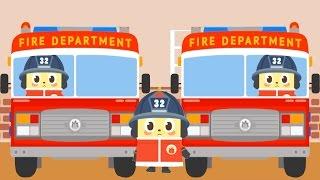Feuerwehrmann. 15 Minuten. Feuerwehr für kids Feuerwehrauto kinderfilm. Feuerwehrmann sam.