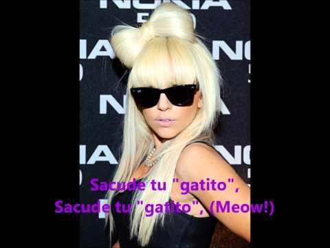 Shake Ur Kitty En Español de Lady Gaga Letra y Video