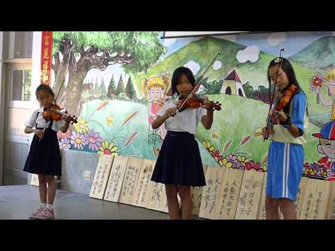 小提琴表演