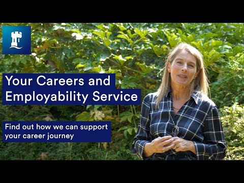 Your Careers and Employability Service