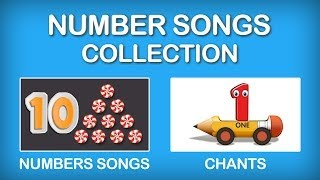 getlinkyoutube.com-Numbers Song Collection for Children | Numbers Rhymes for Children