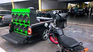 getlinkyoutube.com-Domingo Quente em Londrina, (08/06/2014) evento lotado, Som Automotivo Mais Arrancadão!!!