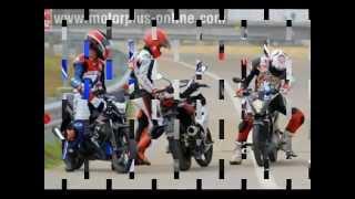 getlinkyoutube.com-Adu Drag Suzuki Satria FU vs Honda Sonic vs Yamaha MX King
