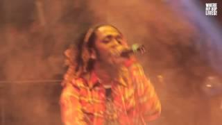 """getlinkyoutube.com-Skeme And Chris Brown Perform """"36 Oz"""" LIVE At Cali Christmas 2015"""