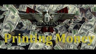 getlinkyoutube.com-Heroes & Generals : Printing Money