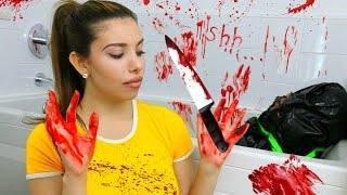 getlinkyoutube.com-Halloween PRANKS You NEED To Try On Friends & Family!