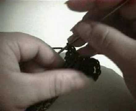 Punto De Rococo O Gusano En Youtube Video Crochet