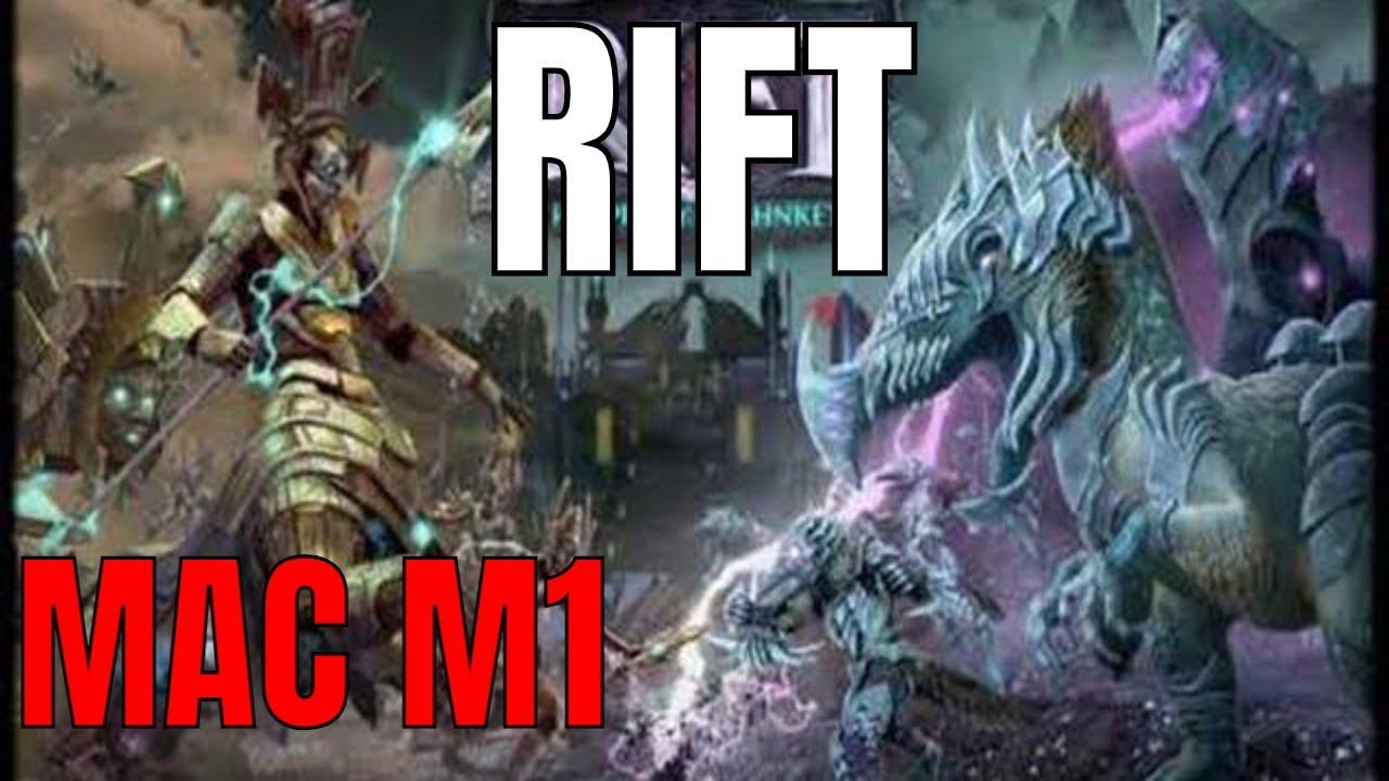 Rift MAC M1