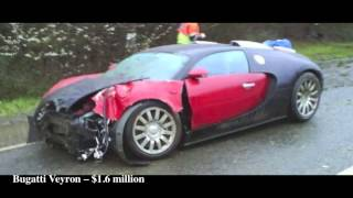 getlinkyoutube.com-Top 10 Most Expensive Car Crash in the World [HD]