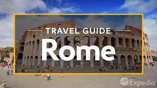 getlinkyoutube.com-Rome Vacation Travel Guide | Expedia
