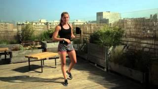getlinkyoutube.com-Comment maigrir vite par le sport avec Marine Leleu┃ELLE Fitness