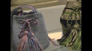 getlinkyoutube.com-bandolera estilo wayuu como hacer paso a paso