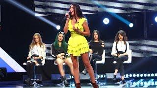 getlinkyoutube.com-James Arthur - Impossible. Vezi aici cum cântă Letiţia Roman la X Factor!