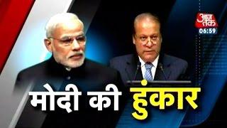 PM Modi rebukes Pakistan in UN speech