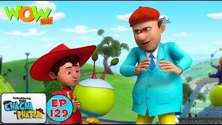 Alien Mera Dost   Chacha Bhatija   Kids Cartoon Show   Wow Kidz width=