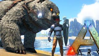 getlinkyoutube.com-Ark Survival Evolved - ALPHA DIRE BEAR TAMING, INDOMINUS LOSS  - Modded Survival Ep56 (Ark Gameplay)
