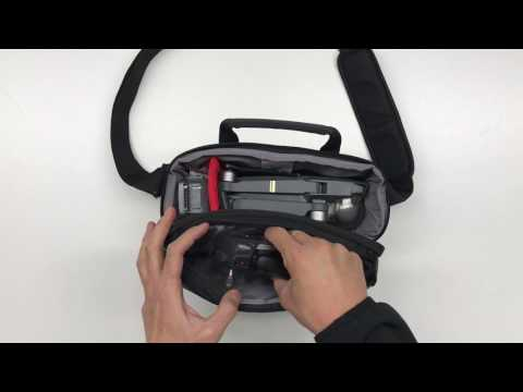 How to protect DJI Mavic with Manfrotto MB MA-SB-C1