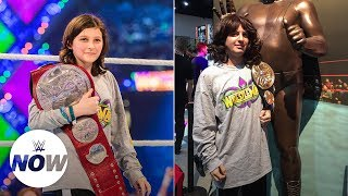 WWE fans cosplay Nicholas and more Superstars: WWE Now width=