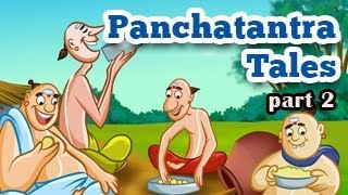 getlinkyoutube.com-Panchatantra Tales in English - Animated Stories for Kids - Part 2