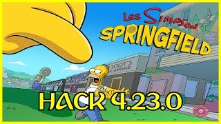 getlinkyoutube.com-LES SIMPSON SPRINGFIELD HACK 4.23.0 / OLD ITEMS & DONUTS ILLIMITéS