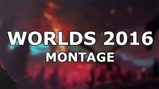 2016 世界賽最佳操作精華