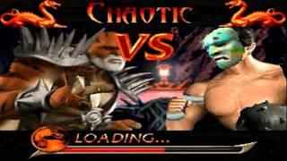 getlinkyoutube.com-MK Chaotic gameplay #88 - Drahmin & Meat (tag)