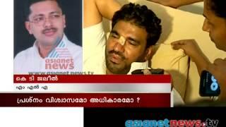 getlinkyoutube.com-Abdussamad Samadani MLA attacked - News hour discussion - Part 1