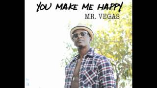 Mr. Vegas - You Make Me Happy